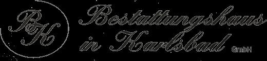 BK Bestattungshaus in Karlsbad GmbH - Logo